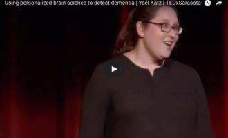 Yael Katz at TEDx