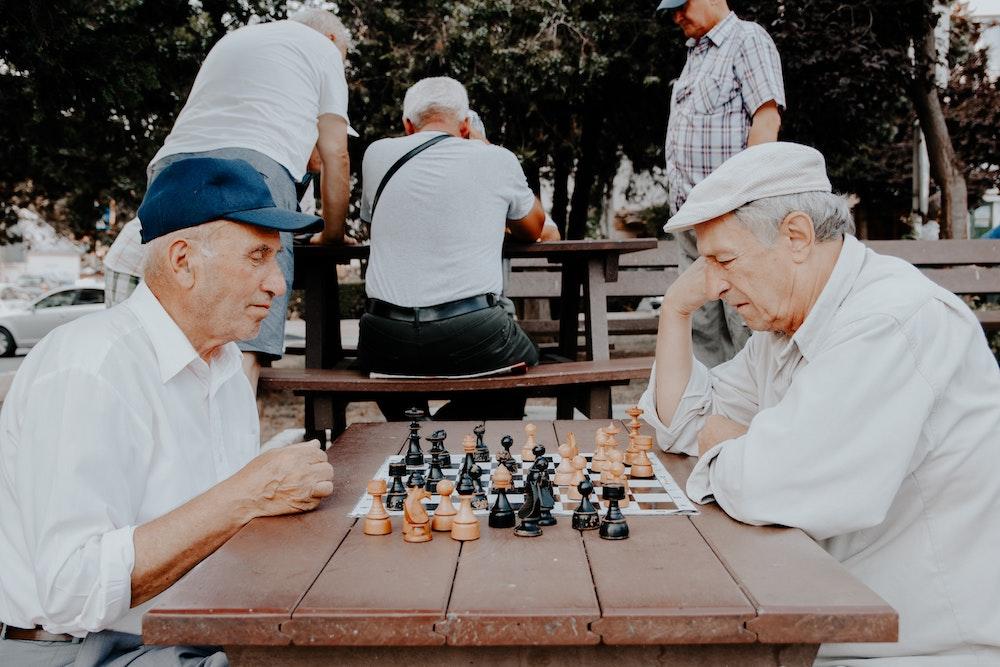 leisure activity in dementia care